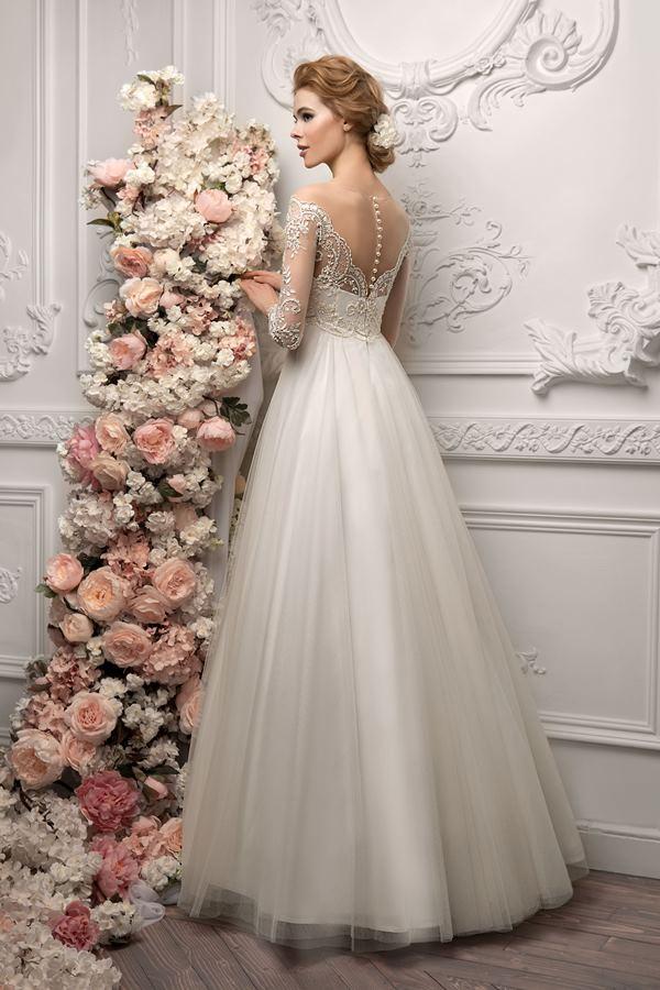свадебные платья в греческом стиле с рукавами