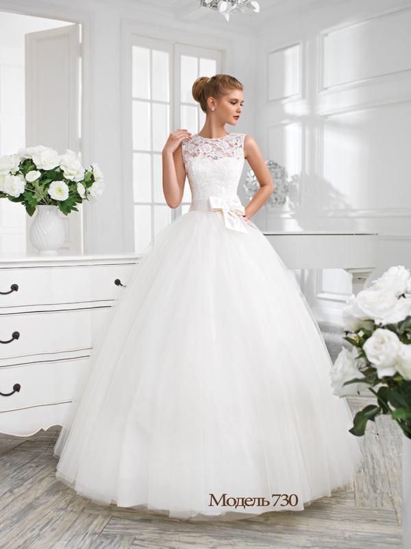 большой выбор свадебных платьев