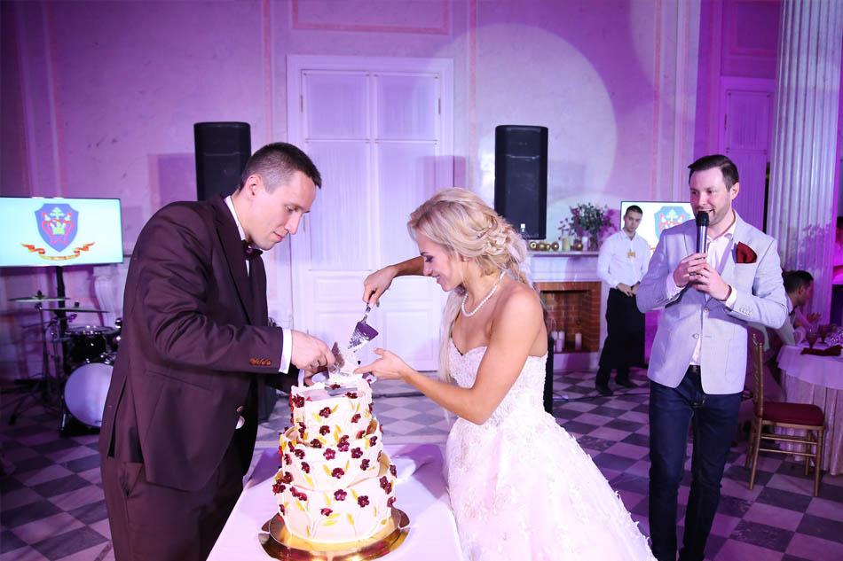 Тамада на свадьбу пара