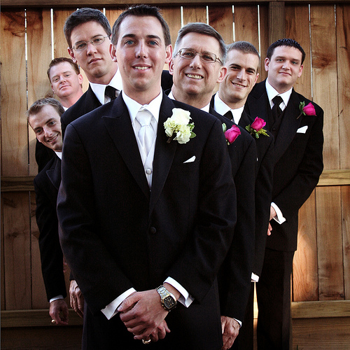 Поздравления от шафера на свадьбе