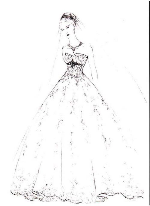 2432dddf1233c48 Сшить свадебное платье на заказ, платья на свадьбу - заказать пошив ...