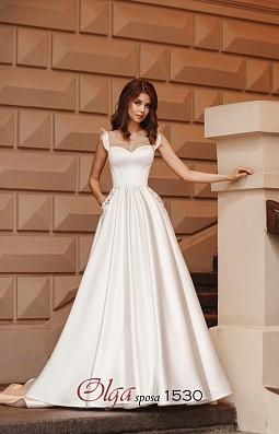 04ab148748a71bf Свадебные платья А-силуэта купить недорого в Москве